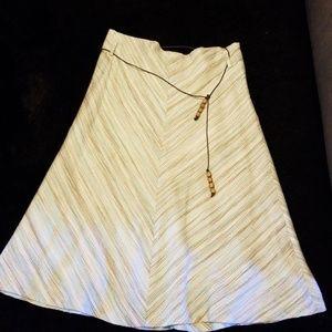 Christopher & Banks women's skirt